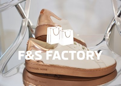 Redes sociales F&S Factory